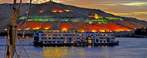 Nile dinner cruise