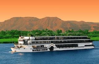 Egypt Doma III Nile Cruise