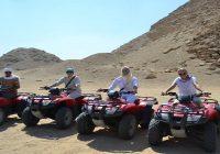 Giza pyramids Quad tour