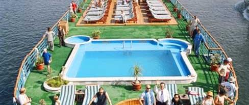 Egypt Grand Preziosa Nile Cruise