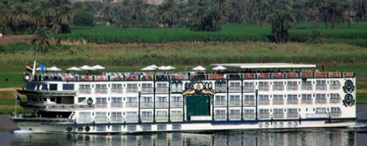 Egypt El Fostat Nile Cruise