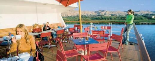 Egypt Gondola Nile Cruise