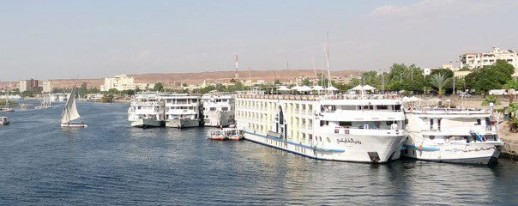 All inclusive Nile cruise 2015