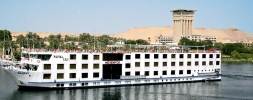 Egypt Nile Hadir Nile Cruise