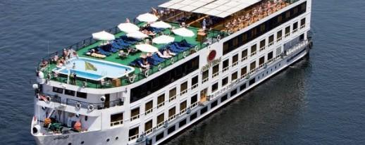 Egypt Monica Nile Cruise