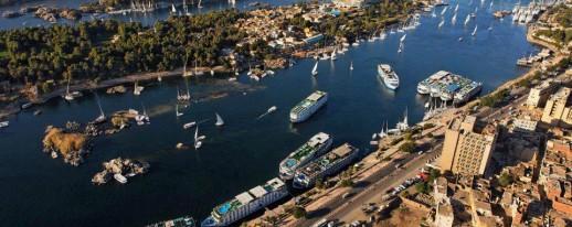 Egypt Tarot Nile Cruise