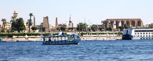 Egypt Sun Boat IV Nile Cruise