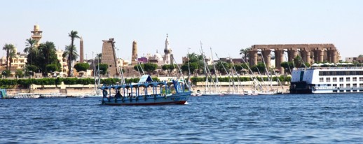 Egypt Lady Carol Nile Cruise