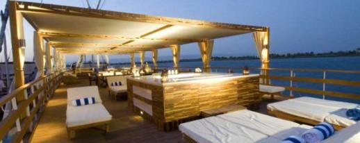 Egypt Movenpick Hamees Nile Cruise