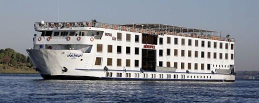 Egypt Amarante Osiris Nile Cruise