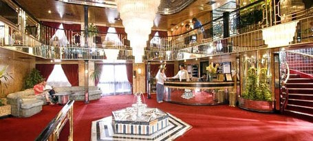 Egypt Nephtis Nile Cruise