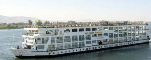 Egypt Silver Moon Nile Cruise