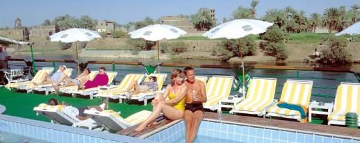 Egypt Nile Dolphin Nile Cruise