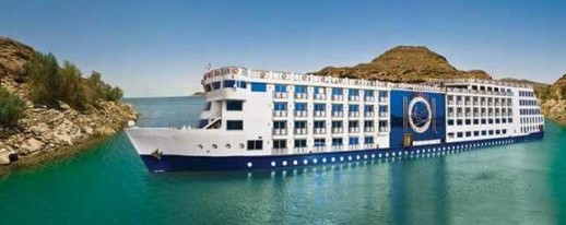 Egypt Nile Ritz Nile Cruise
