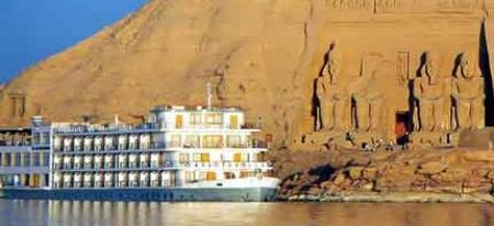 ultra luxury nile cruises