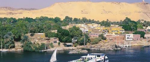 Egypt Prince Omar Nile Cruise