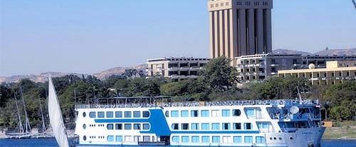 Egypt Nile Pioneer II Nile Cruise