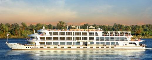 Egypt Solaris II Nile Cruise
