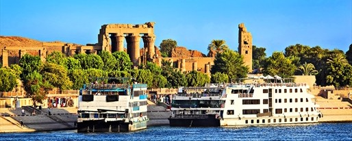 Egypt Nile cruise Aswan